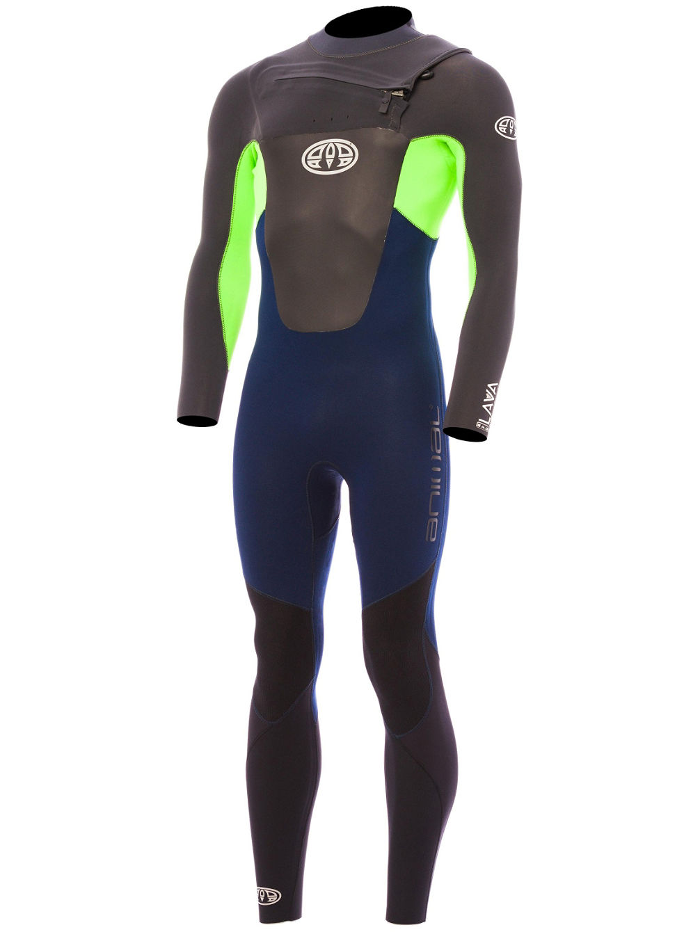 Lava 5/4/3 Front ZipWetsuit Tall