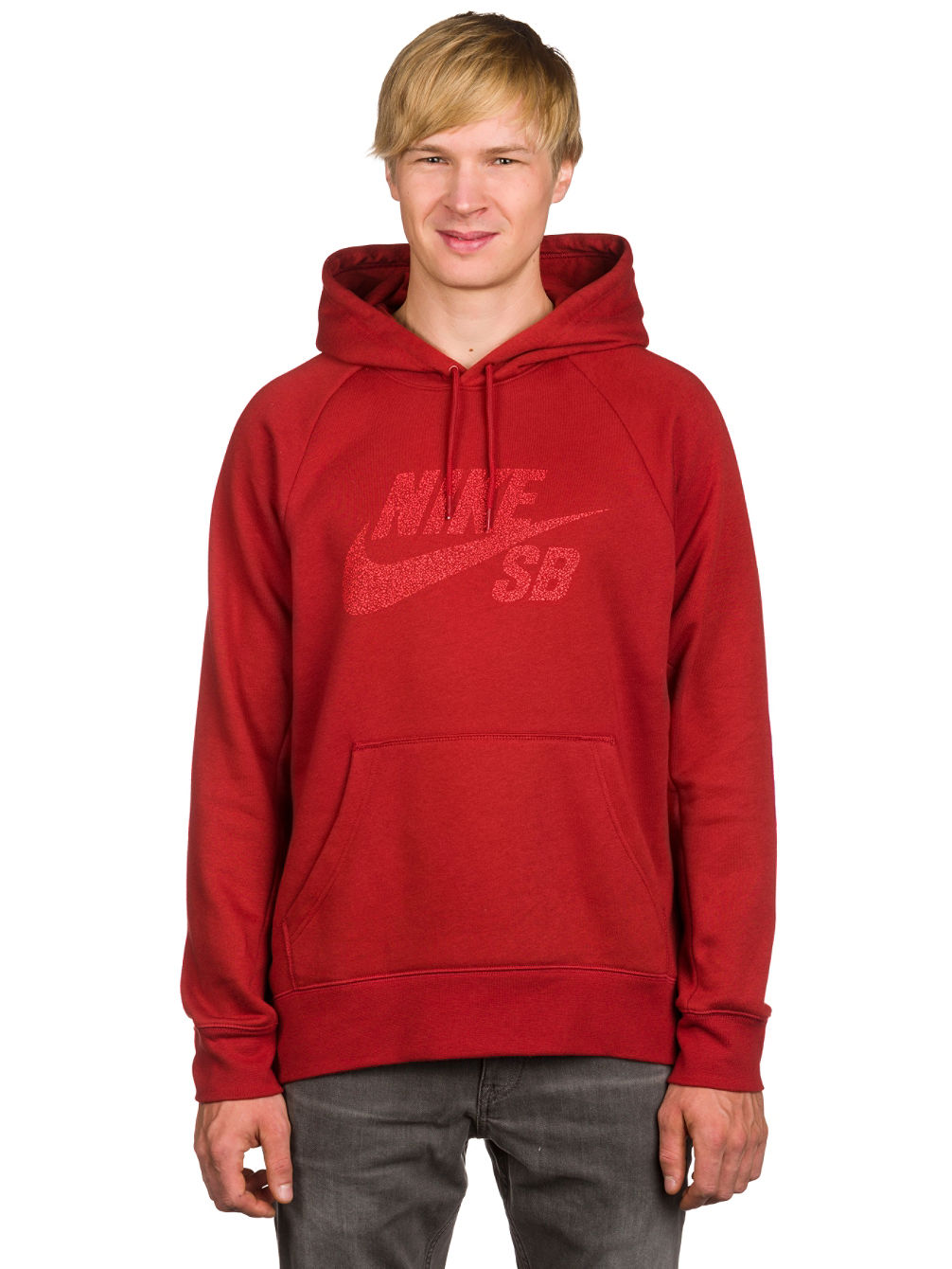 0eb4e02fd474 Buy Nike SB Icon Dots Pullover Hoodie online at Blue Tomato