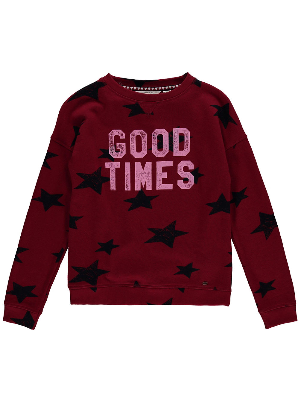 Star Crew Sweater Girls