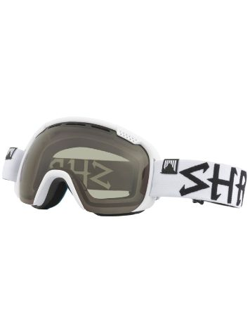 Shred Smartefy Whiteout Cbl Goggle