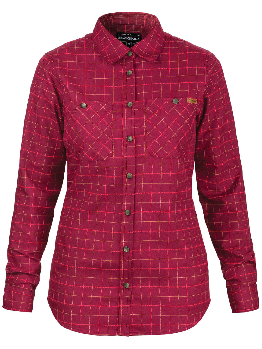 Canterbury Flannel Camisa