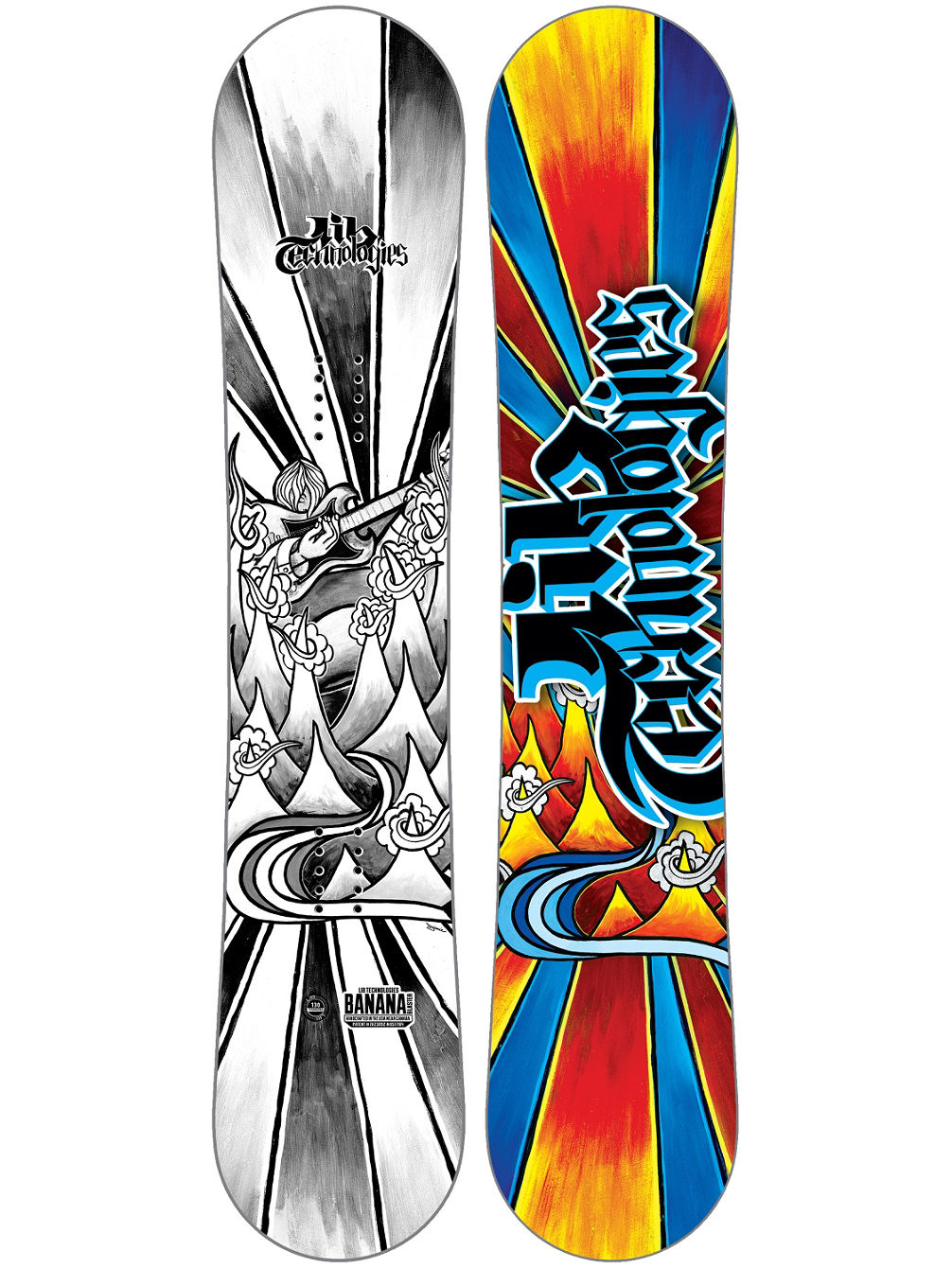 Banana Blaster 125 Btx 2018 Youth Snowboard