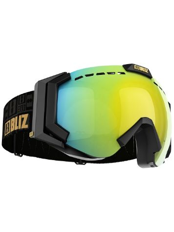 BLIZ PROTECTIVE SPORTS GEAR Carver Matt Black Goggle
