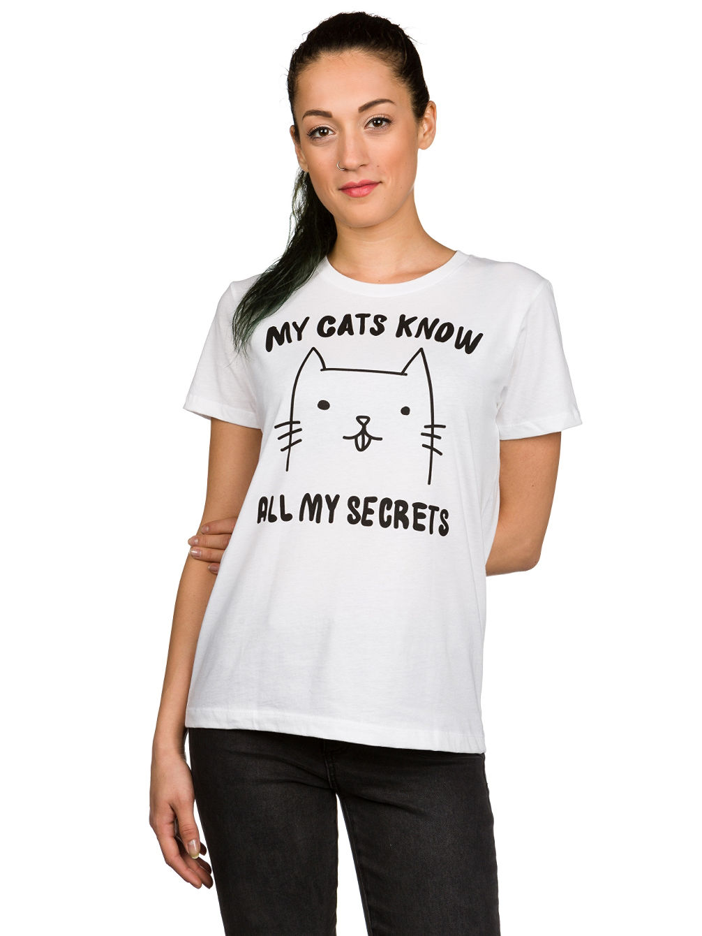 My Cats Know T-Shirt