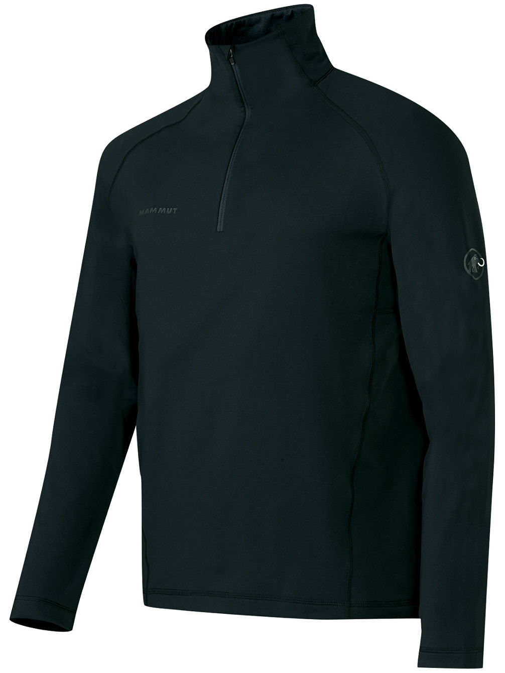 Snow Ml Half Zip Fleece Pullover