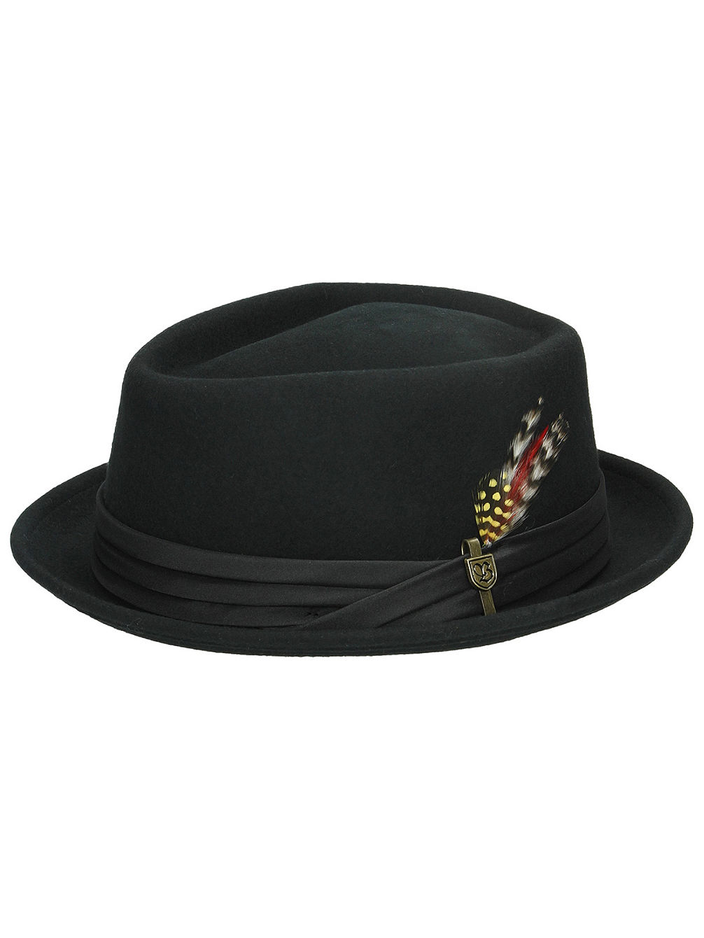 Stout Pork Pie Hat