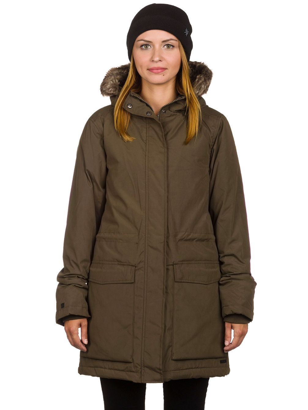 Fly High Parka Coat