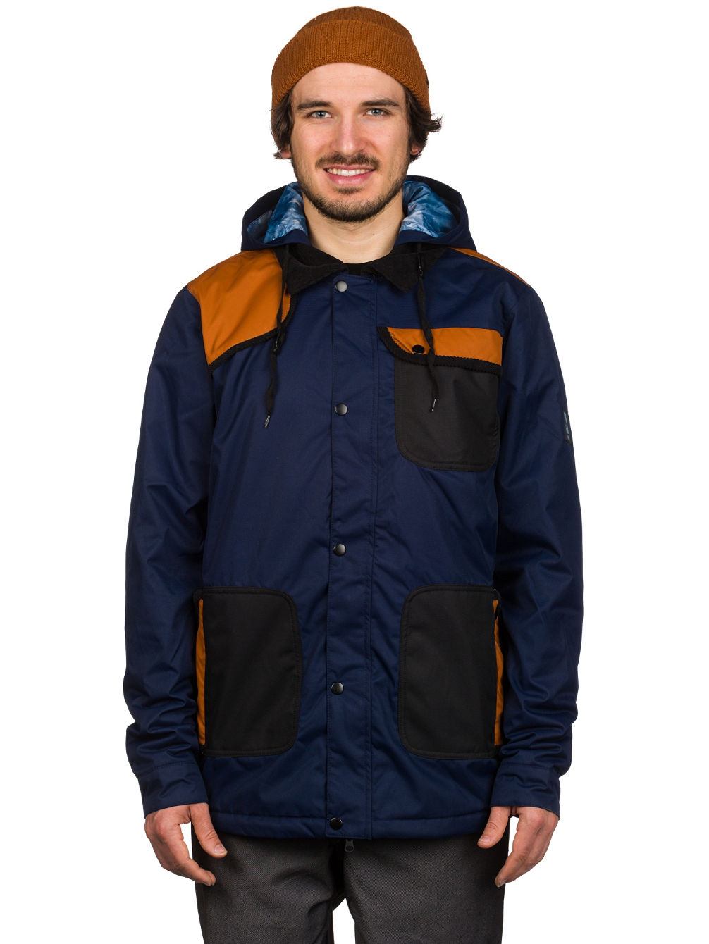 f7b1a9e8 Buy 686 Forest Bailey Cosmc Hppy Ins Jacket online at Blue Tomato