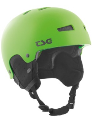 TSG Gravity Solid Color Helmet satin lime green Gr. LXL