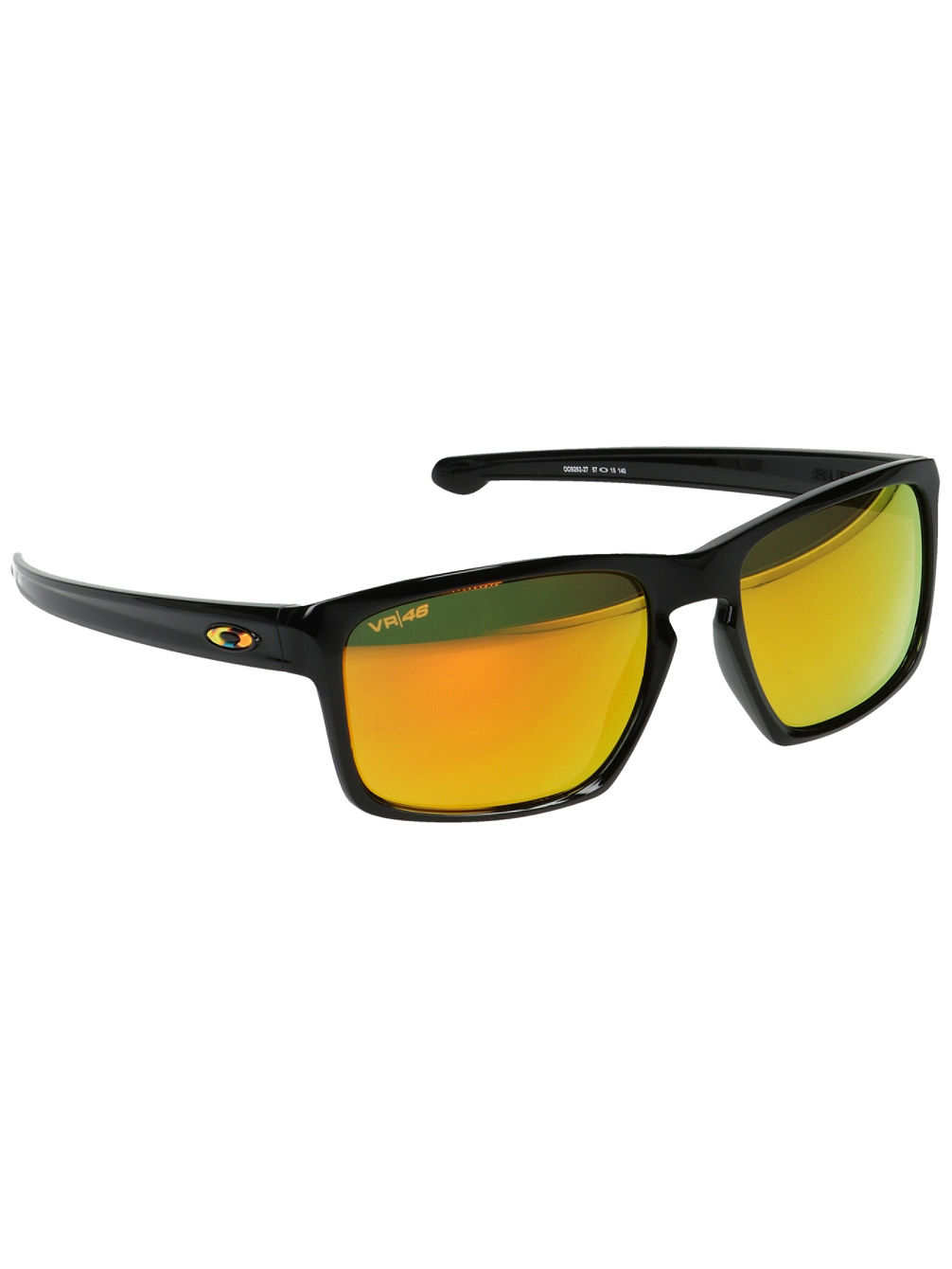 Sliver VR46 Polished Black Sonnenbrille