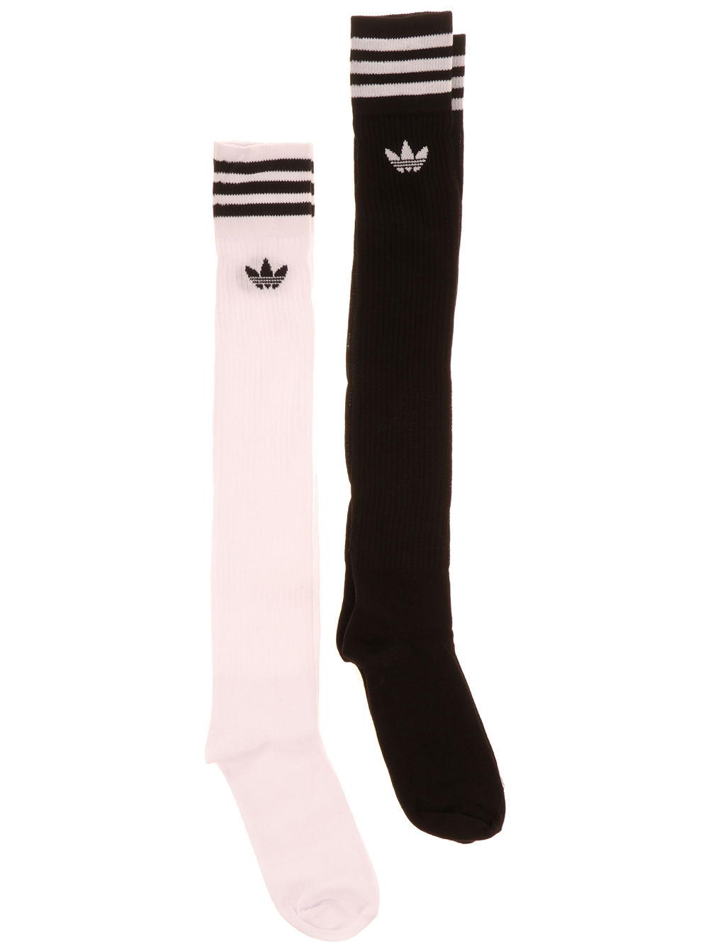 9dab75dff Buy adidas Originals Solid knee 2 Pk Socks online at Blue Tomato