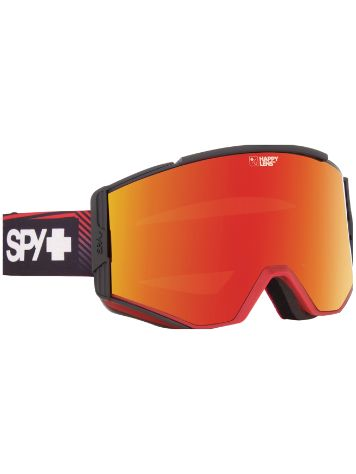 Spy Ace Stacked Red (+Bonus Lens) Goggle