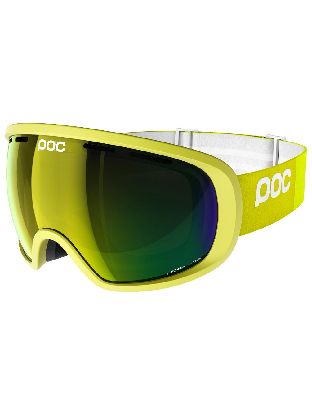 Fovea Hexane Yellow Goggle