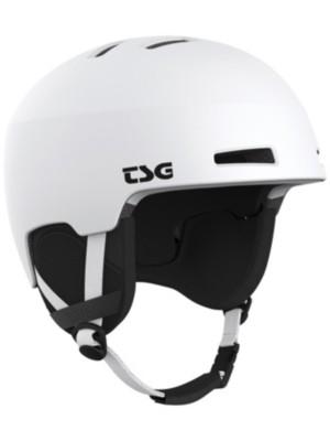 TSG Tweak Solid Color Helmet satin white Gr. LXL