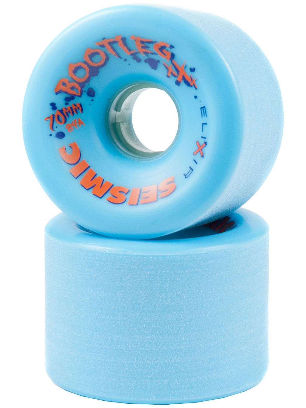 Bootleg 84A 70x50mm blue Wheels