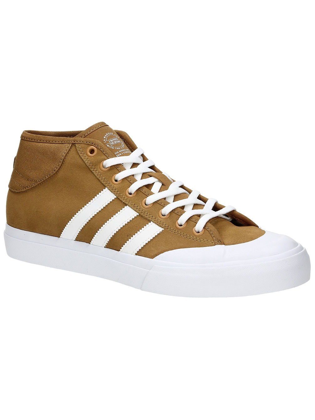 Matchcourt Mid ADV Skate Shoes
