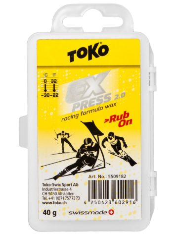 Toko Express Racing Rub-On