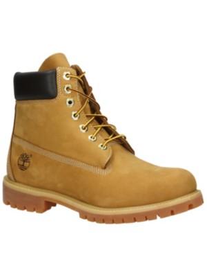 "Timberland 6"" Premium Shoes wheat nubuck Gr. 11.5 US"