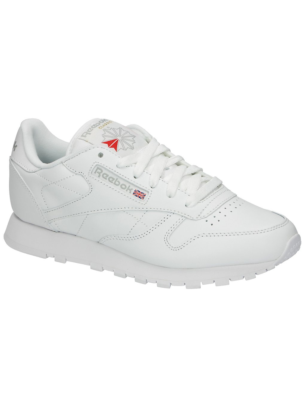 Reebok Classic Leather Sneakers int white