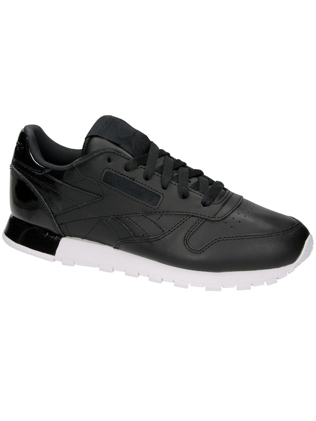 Classic Leather Matte Shine Sneakers