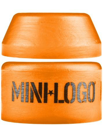 Mini Logo 94A Orange Soft Pack Bushings