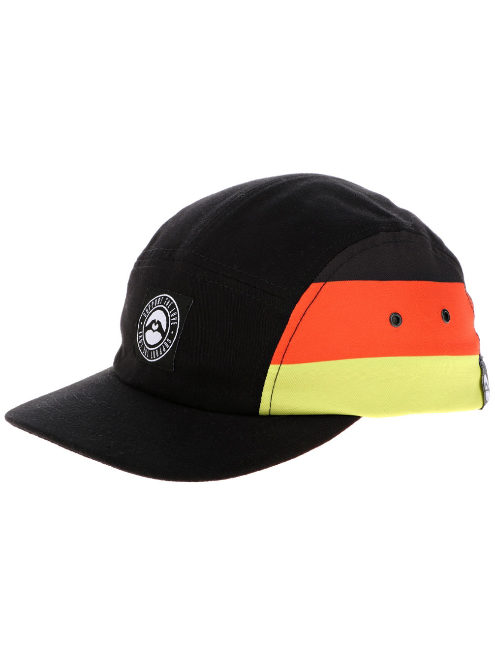 5 Panel Fussball DE Cap