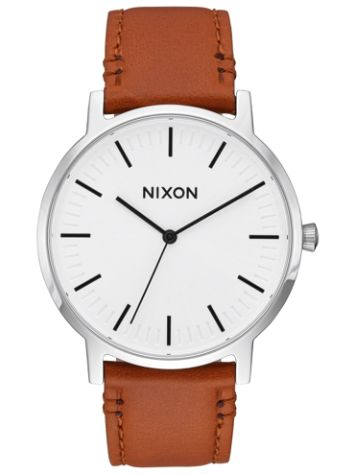Nixon The Porter Leather Uhr