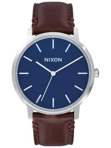 Nixon The Porter Leather Orologio