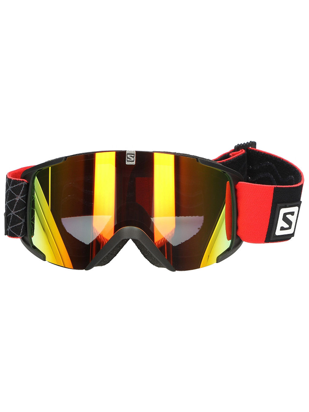 X View Black/Red Goggle