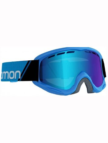 Salomon Juke Blue Youth Goggle jongens