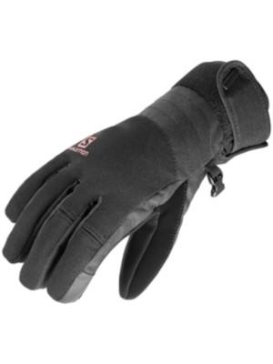 Salomon Dry Gloves black Gr. M