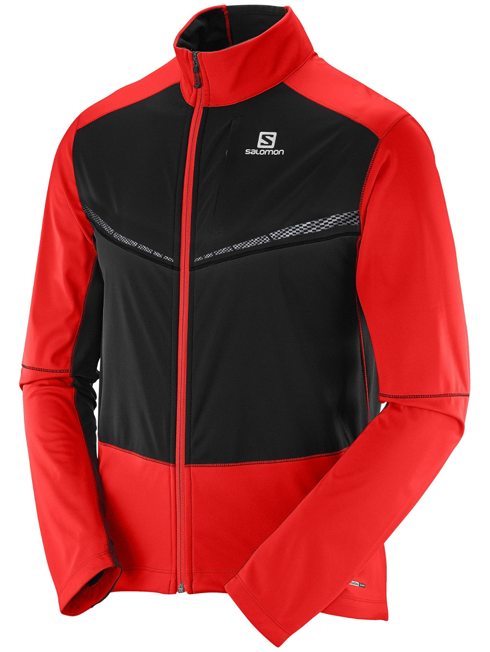 e5b94fb4 Buy Salomon Equipe Vision Ss Outdoor Jacket online at Blue Tomato