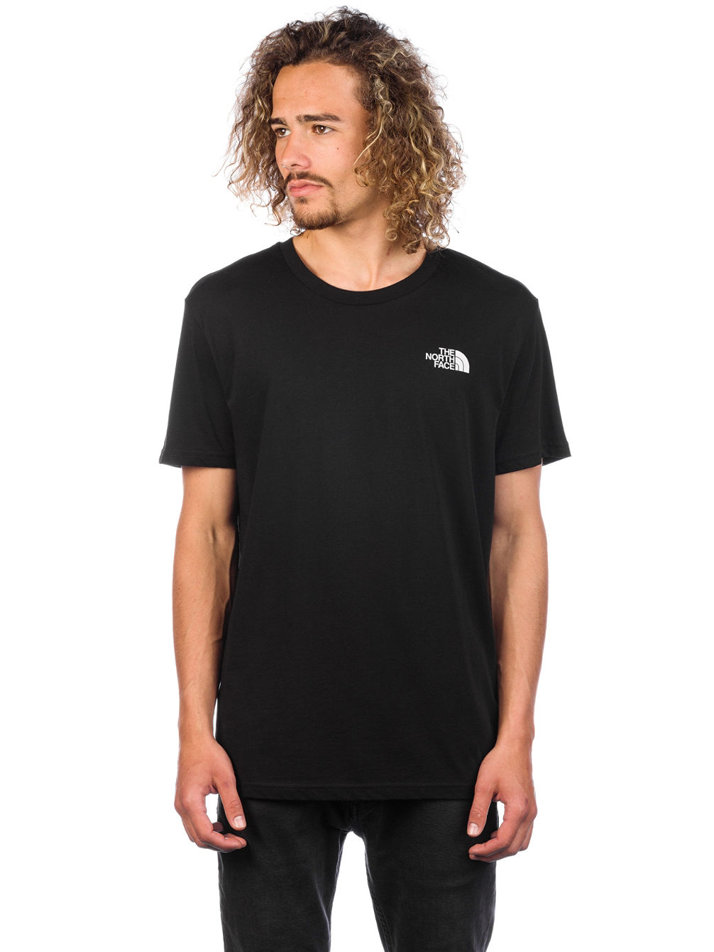 c40b5ff5 Buy THE NORTH FACE Simple Dome T-Shirt online at Blue Tomato