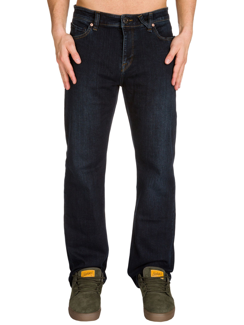 ae1083c7 Buy Volcom Kinkade Jeans online at Blue Tomato