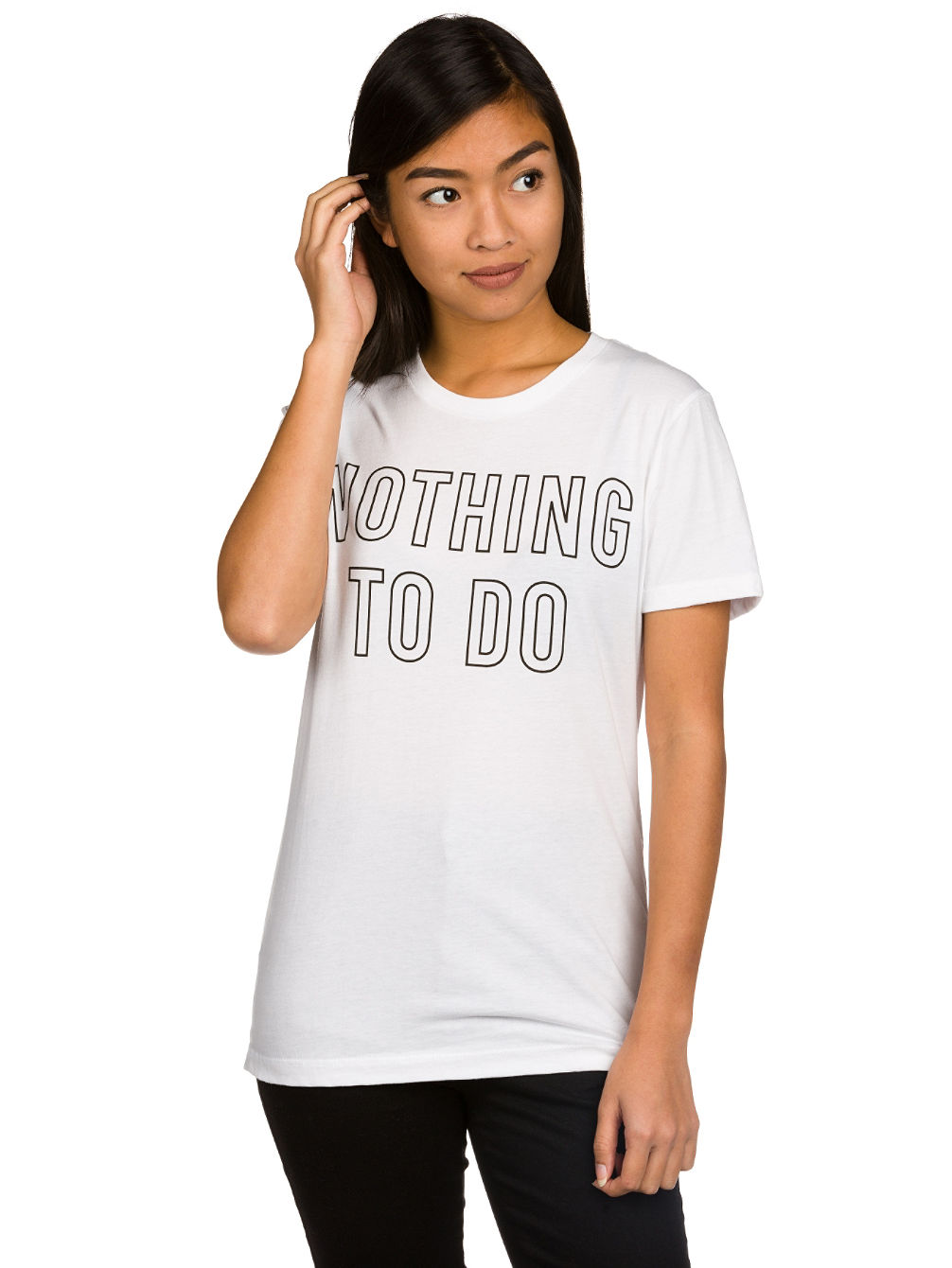 Nothing To Do T-Shirt
