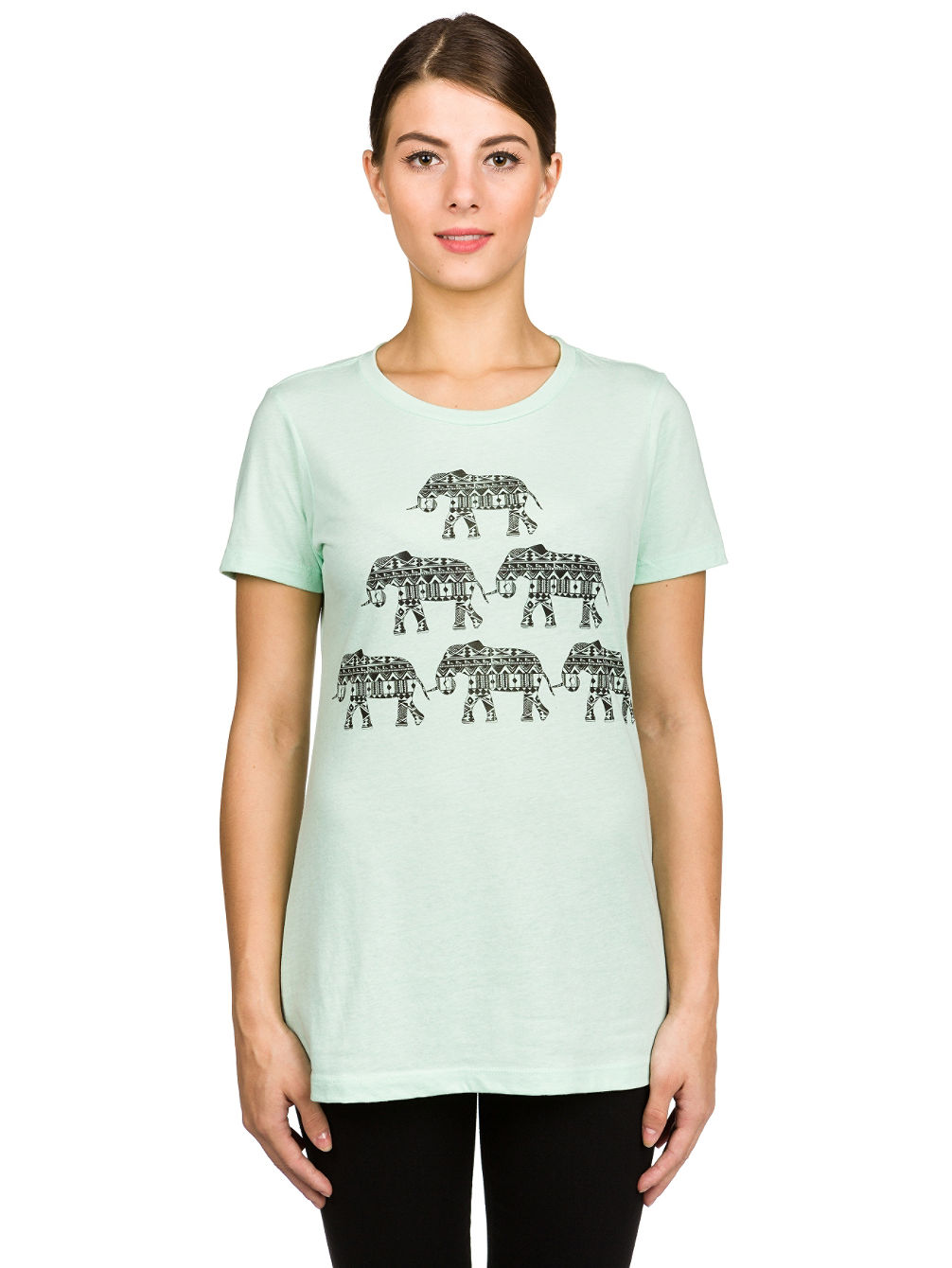 Elephant Pyramid Camiseta
