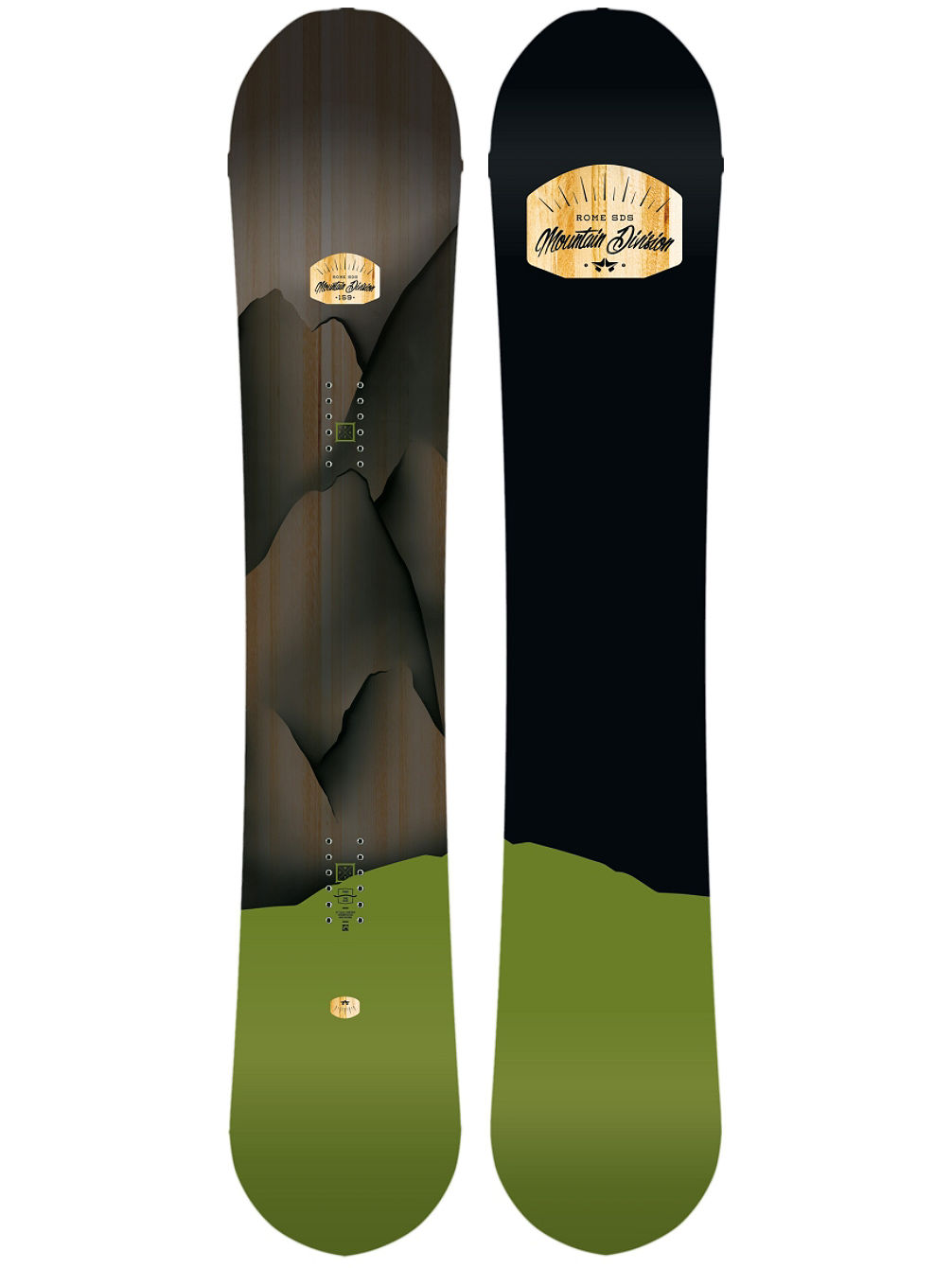 Mountain Division 163 Snowboard