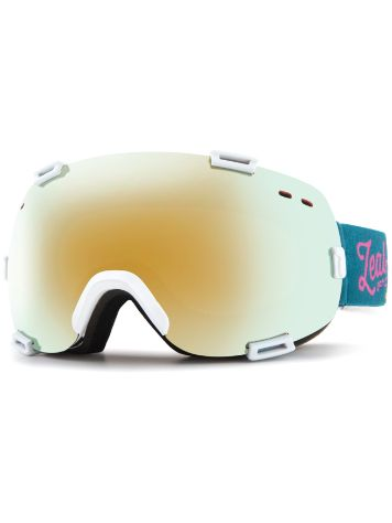 Zeal Optics Voyager Safari White Goggle