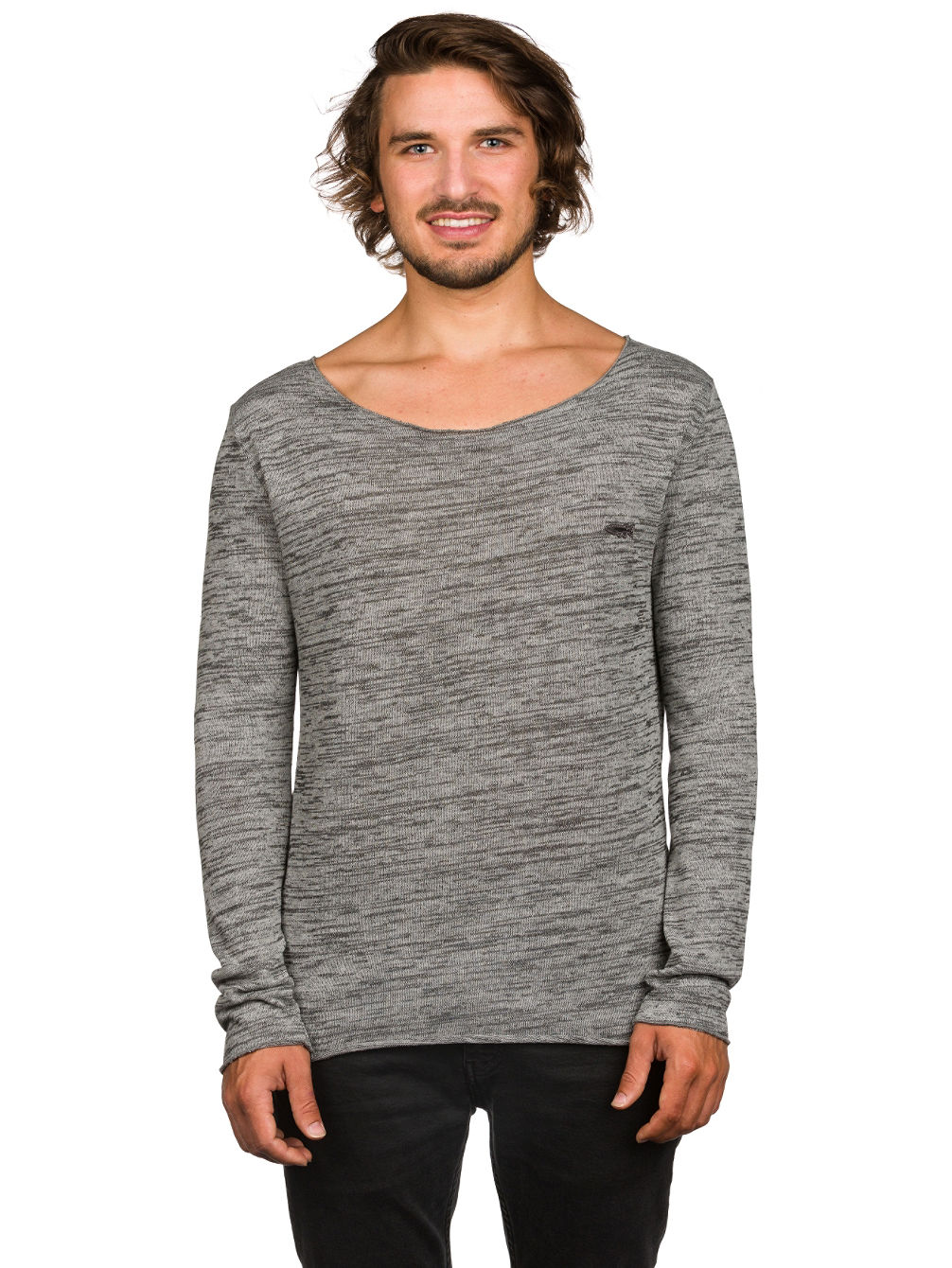 Woolhope Crew Neck Pullover