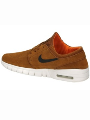 Nike Stefan Janoski Max Leather Sneakers | Blue Tomato