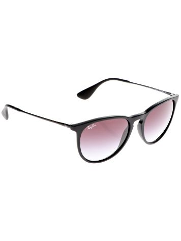 Ray Ban Erika Rubber Black
