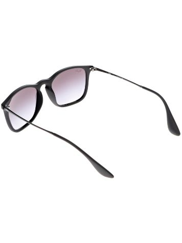 97e87e666414 Ray-Ban Chris Rubber Black Sonnenbrille online kaufen bei Blue Tomato