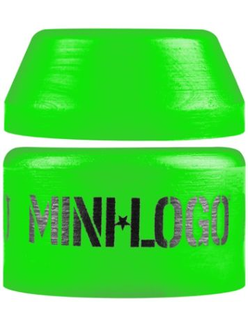 Mini Logo Bushings Mini-Logo 84A Green Soft Pack