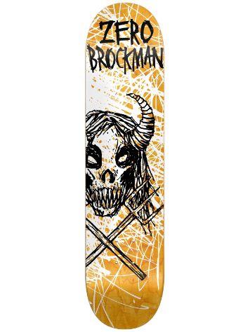 Zero Brockman Impact Light 8.625'' Skate Deck