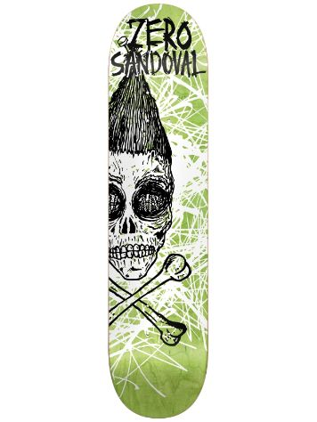 Zero Sandoval Impact Light 8.25'' Skate Deck