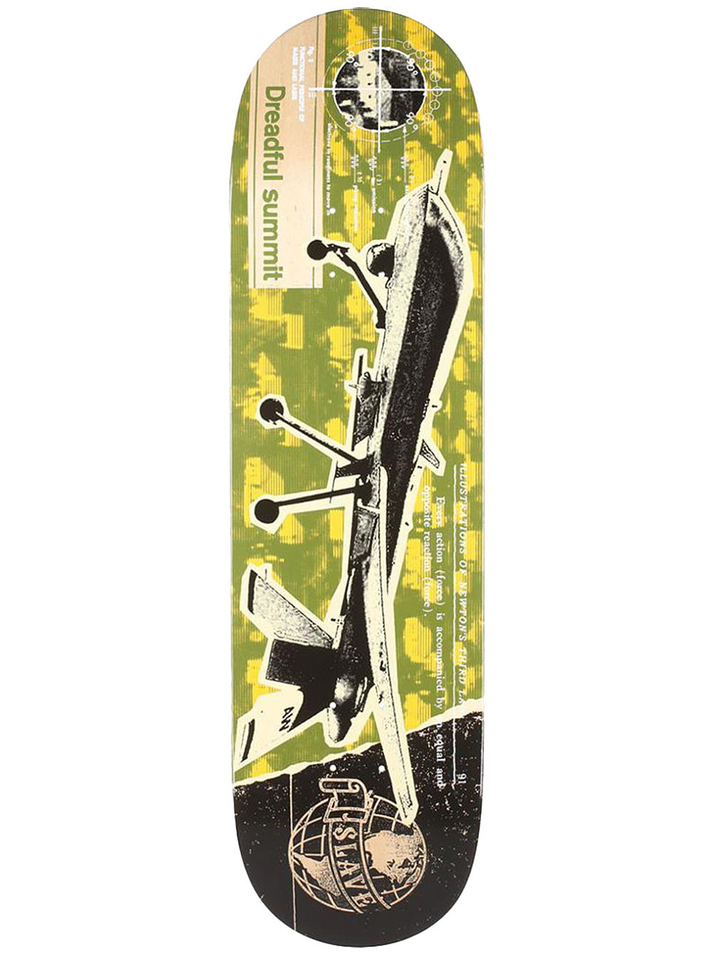 Social Science 8.5'' Skate Deck