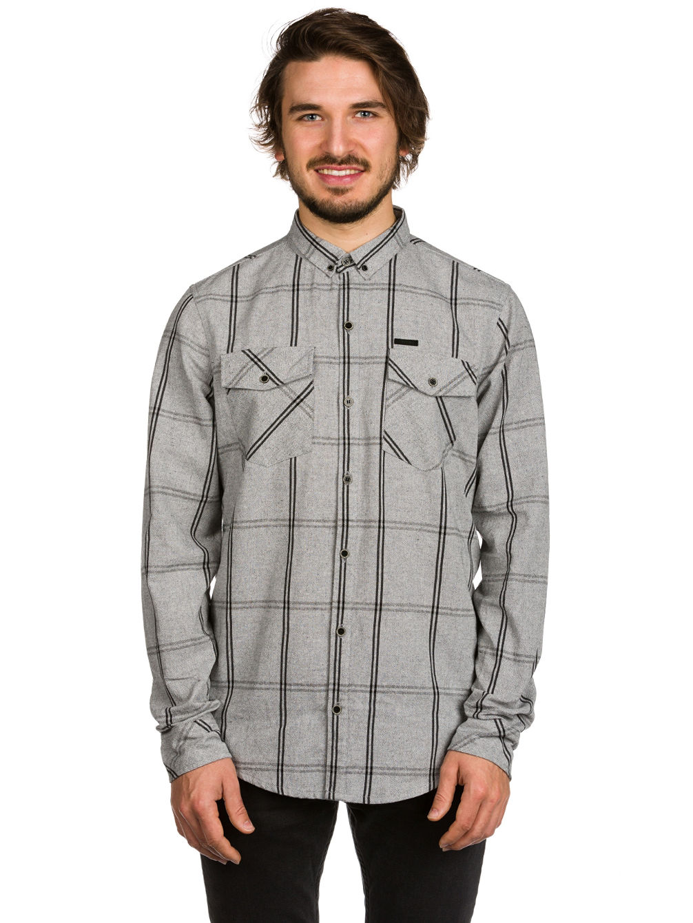 Le Chequer Shirt LS