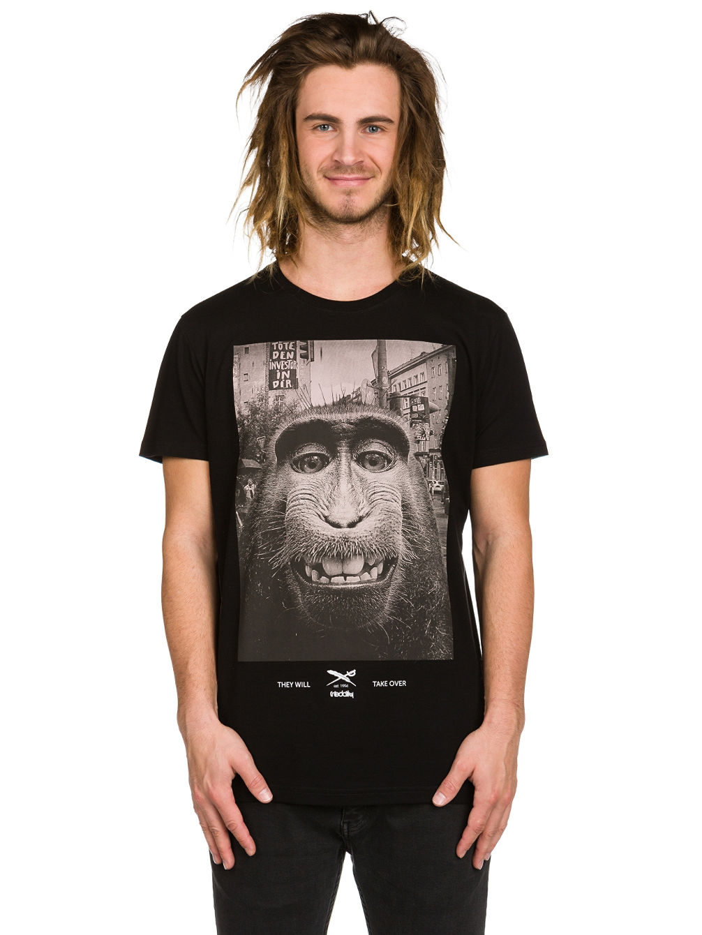 Monkey Takeover T-Shirt