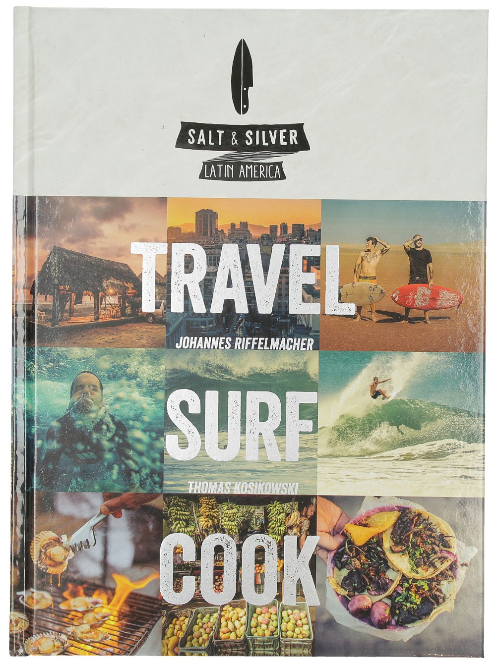 TRAVEL, SURF, COOK English Version