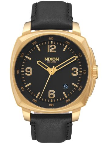 Nixon The Charger Leather Uhr